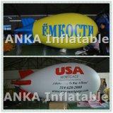 Piccolo dirigibile gonfiabile della visualizzazione (4m, vendita, promozione, elio, ANKA)