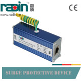 Signal-Überspannungsableiter RJ45 für Netz, Überspannungsableiter SPD des Signal-RJ45