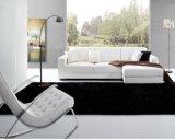 Vente chaude L moderne sofa de forme pour l'usage de Chambre (SF017)