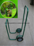 Firewood poco costoso Hand Truck con Two Wheels