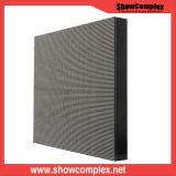 P6 풀 컬러 영상 벽 높은 광도 철 내각 옥외 발광 다이오드 표시
