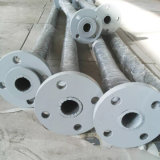 Carbon Injection Flexible Keramik-Schlauch für Stahl Metallurgie und Power Plant