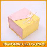 Caixa luxuosa de papel do anel (BLF-GB532)