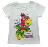 Maglia della ragazza di modo in maglietta della ragazza dei bambini (SV-018)