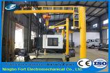 ISOの証明の倉庫は電気0.5トンのジブクレーン360度の回す