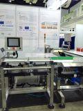 Máquina de peso em linha com exatidão 0.2g e 120 PCS/Min
