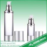 50mlよい様式の化粧品のための高いQuanlityのアクリルの空気のないびん