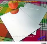 Glas het van uitstekende kwaliteit van de Vlotter Gemaakt de Spiegel tot van het Aluminium