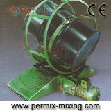 Mélangeur de tambour, mélangeur de cercle de tambour avec la gaine à bille/outre de système pour les poudres chimiques