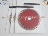 4.5 het Brede TurboBlad van de Zaag van de Diamant '' voor Graniet