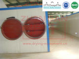Secador do túnel da circulação de ar quente da alta qualidade para a fatia de Apple