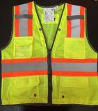 Vest reflexivo com 4 Pockets, Meet En471