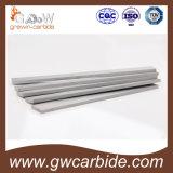 Tira/barras/placas do carboneto de tungstênio de K10 K20
