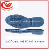 최신 판매 남자 및 여자 가죽 신발 유일한 고무 Outsole