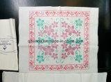 냅킨 종이에 의하여 돋을새김되는 접히는 조직 냅킨 기계를 인쇄하는 색깔