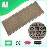 Hohe Leistungsfähigkeits-Flachplastikförderanlagen-modularer Riemen