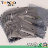 Sac de protection transparent ESD pour l'emballage électronique de composants