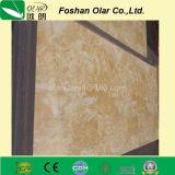 Scheda decorativa interna della parete del cemento della fibra (materiale da costruzione)