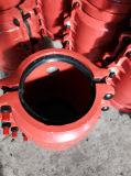 PE, morsetto P200 di riparazione del tubo del PVC