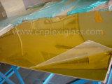 Silbernes Acrylspiegel-Plastikblatt
