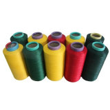 Droga Dyed Polyester DTY, Ddb DTY Black y Other Color Texturing Yarn