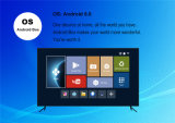 2016 Nouveau modèle Amlogic S912 Octa base Tx8 Android6.0 Smart Set Top Box avec 2 Go de RAM et 32 ​​Go ROM intelligent Media Player