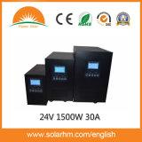 (T-24153) reiner Welle PV-Inverter u. Controller des Sinus-24V1500W30A