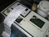 Aparato para medir del voltaje de ruptura del petróleo del transformador del bajo costo (IIJ-II)