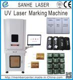 케이블 또는 철사 또는 나무 또는 충전기 또는 유리 세륨 ISO를 위한 직업적인 UV Laser 표하기 기계