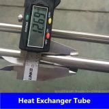 Geschweißtes Gefäß des China-Lieferanten-ASTM A249 AISI 304 Edelstahl für Wärmetauscher