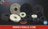 Spazzola abrasiva di Francoforte del filamento di nylon per marmo