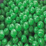 Bille en plastique molle colorée d'océan d'amusement d'enfants de la Chine