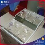 Kundenspezifischer Speicher-Kostenzähler-kosmetische acrylsauerbildschirmanzeige