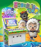 Capra della macchina popolare dei capretti e macchina piacevoli del gioco di Wolffy