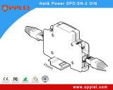DINの柵のDatalineのための一体鋳造のサージ・プロテクター