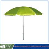 6FT nylon met Zilveren Deklaag voor de Paraplu van het Strand (sy1803-t)