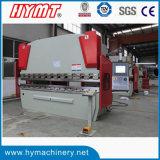 We67k-125X3200 de Elektrohydraulische Synchrone Hydraulische Plaat die van het Staal Machine vouwt