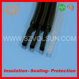 Produit chimique et tube résistant diélectrique de rétrécissement de la chaleur de PVDF