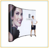 Aluminio magnética Banner Pop-Up Stand (8 pies)