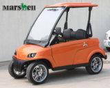 Straßen-zugelassene elektrische 2 Sitzkleine Autos für Verkauf Dg-Lsv2 mit Cer