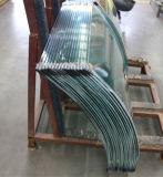 3-19mmはEn12150、AS/NZS 2208、BS 6206の緩和されたガラスを曲げた