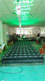 8PC 10W van de LEIDENE RGBW van CREE Licht het Bewegende HoofdStaaf van de Straal