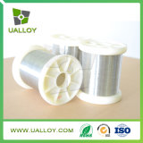 Alambre aislado fibra de vidrio Ni80cr20