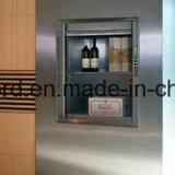 機械Roomlessが付いている高品質のDumbwaiterのエレベーター