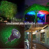 O projetor da estrela do laser do IP 65 dos produtos novos rega a luz de Natal da lanterna elétrica do laser de Lanternas
