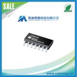 Circuito integrado Monostable Texas Instruments do multivibrador CI CD4047bm96