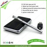 Sigaretta del kit E del dispositivo d'avviamento di cartuccia dell'olio di Ocitytimes 0.5ml C2 Cbd