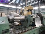 精密な機械化の合金鋼鉄鍛造材ギヤシャフト