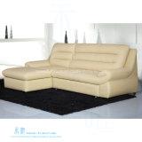 Moderne Art-Funktionssofa-Bett mit Spitzenleder (HW-8201S)