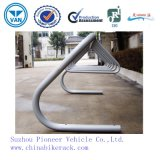 Zone blanche pour 7 Bikes Bike Parking Bike Stand